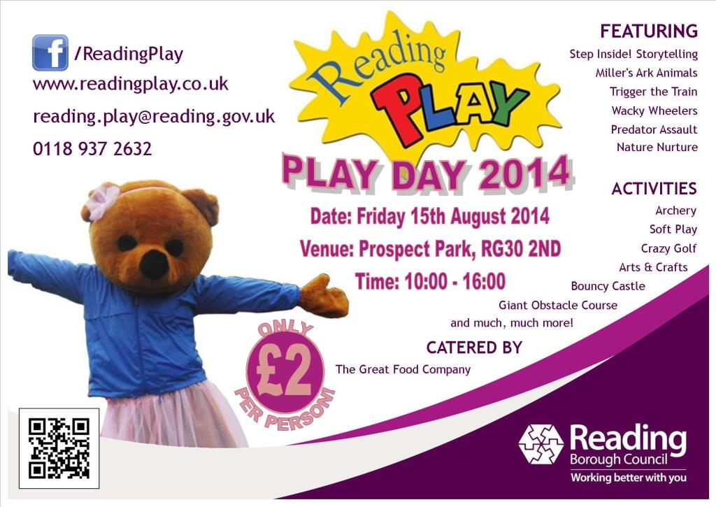 Play Day 2014