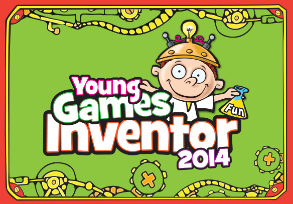 Young Games Inventor Competition 2014