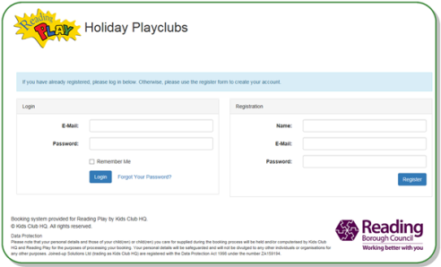 HPC Online Booking System